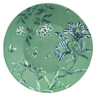 Wedgwood Jasper Conran Chinoiserie Bone China Salad Plate   Green   Set of 4   Salad & Dessert Plates