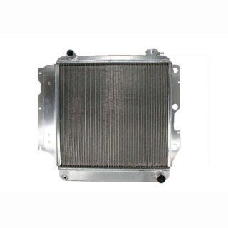 Griffin Radiator 5 794LD BAX Aluminum Radiator for Jeep Grand Cherokee ZJ Automotive