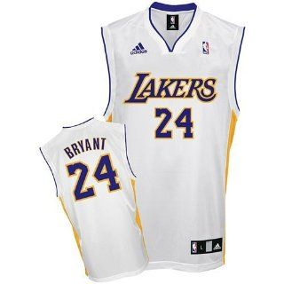 Kobe Bryant Los Angeles Lakers White Toddler NBA Basketball Jersey 4T  Athletic Jerseys  Sports & Outdoors