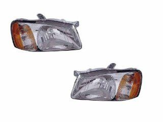 Hyundai Accent Headlight OE Style Replacement Headlamp Passenger Side New Automotive