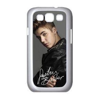 Pop music princes Justin Bieber Lightweight Case for Samsung Galaxy S3 I9300 Hard Phone Cover Case Cell Phones & Accessories
