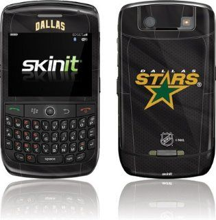 NHL   Dallas Stars   Dallas Stars Home Jersey   BlackBerry Curve 8900   Skinit Skin Cell Phones & Accessories