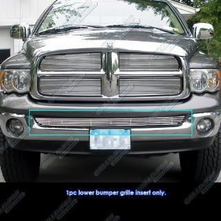 02 08 Dodge Ram Regular Model Bumper Phat Billet Grille Grill Insert Automotive