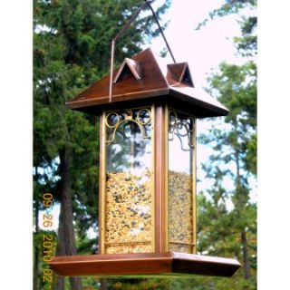 H. Potter Hip Roof Bird Feeder   Bird Feeders