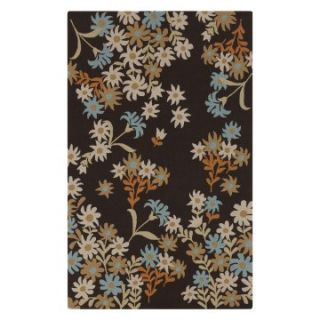 Surya Cannes CNS540 Floral Indoor / Outdoor Area Rug   Area Rugs