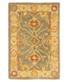 Safavieh Antiquities AT314A Area Rug   Blue/Ivory   Area Rugs