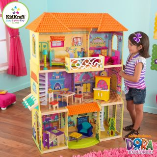 KidKraft Dora the Explorer Dollhouse   Toy Dollhouses