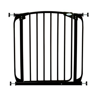 Dreambaby Chelsea Swing Closed Security Gate   Black   Baby Gates
