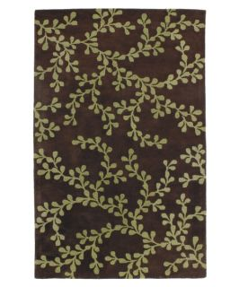 Surya Artist Studio ART 192 Area Rug   Brown/Lime   Area Rugs
