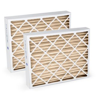 FurnaceFilters Honeywell Compatible MERV 11 Replacement Furnace Filter 2 pk.