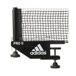 adidas Pro II Table Tennis Net and Post Set   Table Tennis Equipment