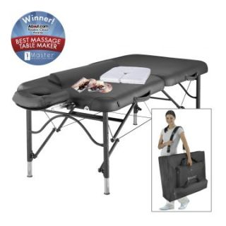 Master Massage 29 in. StratoMaster Air LX Package Ultra Light Massage Table   Massage Tables