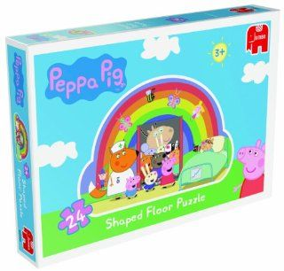 Peppa Pig Giant Rocket Floor Puzzle 24 pieces Toys & Games