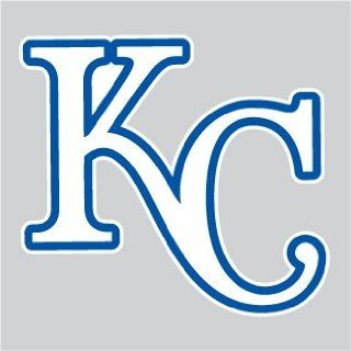 "KANSAS CITY ROYALS 4"" vinyl decal car truck sticker MLB"
