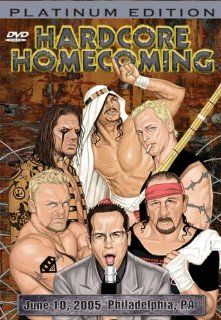 Hardcore Homecoming Platinum Edition Terry Funk, Saturn, Shane Douglas, Raven, Sabu, The Sandman, Kronus, New Jack, Mikey Whipwreck, Axl Rotten, Jerry Lynn, Simon Diamond, Joey Styles, Justin Credible, 2 Cold Scorpio, Kid Kash, Chris Chetti, C.W. Anderso