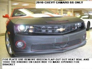 Lebra 2 piece Front End Cover Mask Bra Black   Chevy Camaro SS and SS Convertible (not for 1SS & ZL1 models) 2010 thru 2013 Automotive