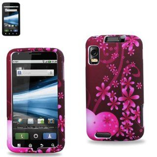 Premium Durable Designed Hard Protective Case Motorola Atrix 4G(MB860) (DEPC MOTMB860 18) Cell Phones & Accessories