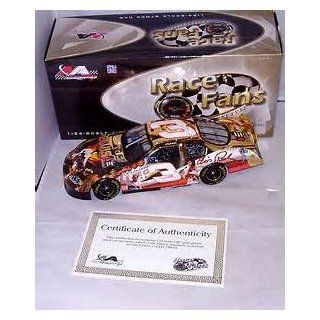 Gold Color Paint Finish Dale Earnhardt Sr #3 Monte Carlo Dale & The King Elvis Presley Taking Care of Business 1/24 Scale Diecast Motorsports Authentics AKA Action Racing Collectables Hood, Trunk, Roof Flaps Open Limited Production Only 873 Made Indivi