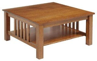 Amish Mission Occasional Square Coffee Table
