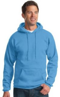 Port & Company Men's Hooded Sweatshirt at  Men�s Clothing store
