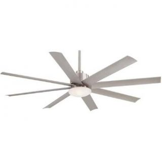 Minka Aire Slipstream Ceiling Fan Brushed Nickel F888 BNW