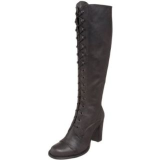 Charles David Women's Rigorous Knee High Boot,Black,5.5 M US Shoes