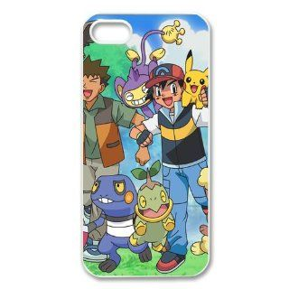 FashionFollower Design Hot Anime Series Pokemon Beautiful Phone Case Suitable for iphone5 IP5WN40111 Cell Phones & Accessories