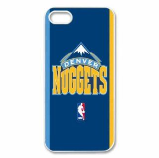 Iphone5/5s Covers Denver Nuggets personality silicone case Cell Phones & Accessories