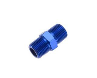 Red Horse Performance 911 06 1  06(3/8)Npt Male Pipe Union Blu Automotive