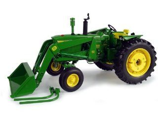 1/16th Precision Key Series #3 John Deere 3020 Wide w/Model 48 Loader Toys & Games