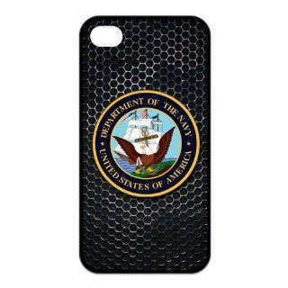 US Navy IPhone 4 & 4S Case All Kinds of United States Navy Logo Cellular USN Cellphone Case Cover at NewOne Cell Phones & Accessories
