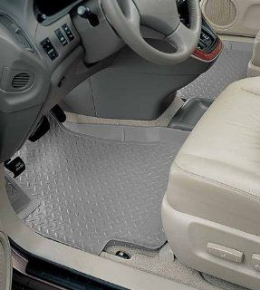 Husky Liners Custom Fit Molded Front Floor Liner for Select Chevrolet Trailblazer/GMC Envoy Models (Grey) Automotive