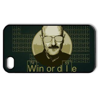 Breaking Bad iPhone 4 4S Case Personalized Phone Case for iPhone 4 4S Cell Phones & Accessories