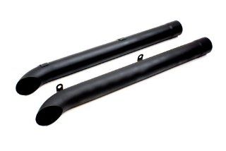 Doug's Headers D930 B Black Sidemount Exhaust Side Tube Automotive