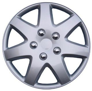 "Drive Accessories KT 962 16S/L, Toyota Paseo, 16"" Silver Replica Wheel Cover, (Set of 4) Automotive"