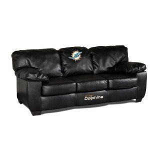 NFL Miami Dolphins Team Classic Sofa  Sports Fan Sofas  Sports & Outdoors