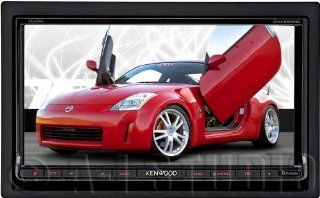 "Kenwood DNX890HD eXcelon 6.95"" Double DIN Navigation DVD Receiver  Vehicle Audio Video Accessories And Parts  Electronics"
