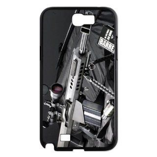 Samsung Galaxy Note 2 N7100 Cover Sniper Rifle Samsung Case Cell Phones & Accessories