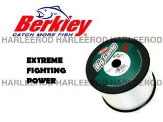 Berkley Big Game Fishing Line 60lb 950 Yard Spool Clear  Monofilament Fishing Line  Sports & Outdoors