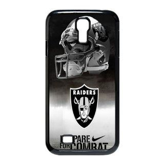 WY Supplier NFL Oakland Raiders Team ProMark Case Cover for SamSung Galaxy S4 I9500 WY Supplier 147226 Cell Phones & Accessories