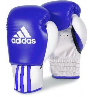 adidas Rookie Boxing Gloves Blue  Training Boxing Gloves  Sports & Outdoors