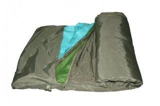 Czech 3 Piece Army Military Sleeping Bag Water Resistant Nylon