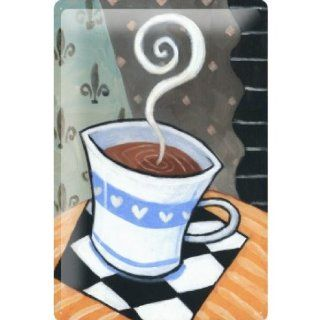 Tin sign restaurant kitchens decoration coffee Cup Wall metal plate 8x12""