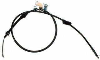 ACDelco 18P971 Professional Durastop Rear Parking Brake Cable Assembly Automotive