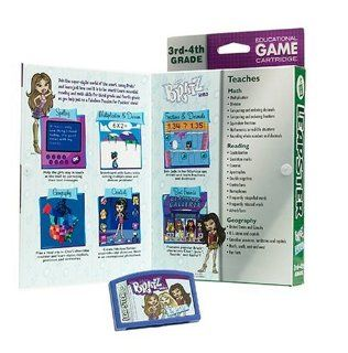 LeapFrog Leapster� Educational Game Bratz™   The Jet Set Toys & Games