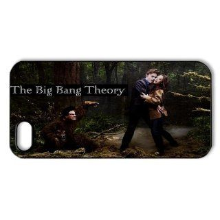 TV Show Series The Big Bang Theory Hard Plastic Apple Iphone 5&5s Case Back Protective Cover COCaseP 3 Cell Phones & Accessories