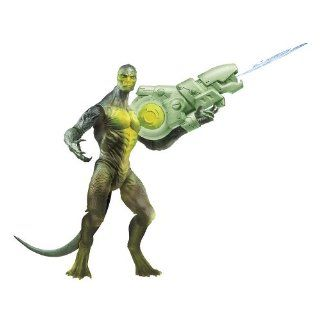 Marvel The Amazing Spider Man Night Force Concept Series Exclusive 3.75 Inch Action Figure Invisi Skin Lizard [Glow in the Dark] Toys & Games