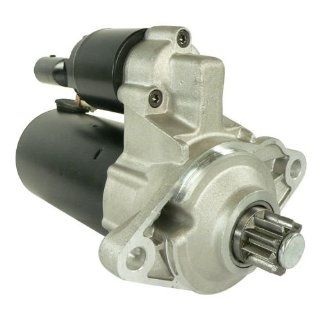 Db Electrical Sbo0186 Starter For Volkswagen Beetle Eox Golf Jetta, Audi A3 Tt Coupe Quattro Sbo0186 Automotive