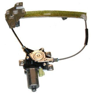 ACDelco 10338856 Chevrolet Impala Rear Passenger Side Window Regulator Assembly Automotive