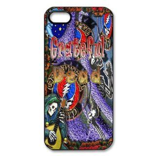 CoverMonster Grateful Dead Band Custom Style Cover Case For Iphone 5 5S Cell Phones & Accessories